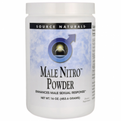 Male Nitro Powder, 16 oz (453.6 grams) Pwdr