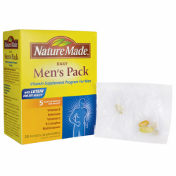 Daily Mens Pack, 30 Pkts