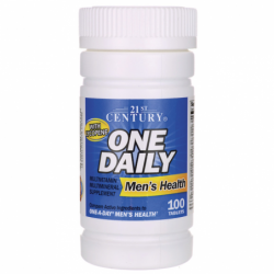 One Daily Mens Health, 100 Tabs