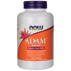 Adam Superior Mens Multi, 120 Tabs
