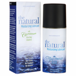 The Natural Moisturizing Lubricant with Carrageenan, 1.7 fl oz (50 mL) Liquid