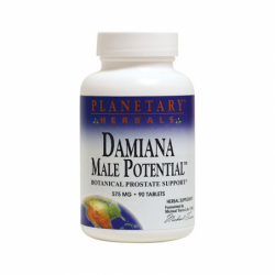 Damiana Male Potential, 90 Tabs