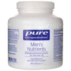 Mens Nutrients, 180 Caps