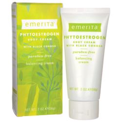 Phytoestrogen Body Cream, 2 oz (56 grams) Cream