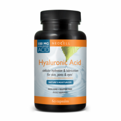 Hyaluronic Acid, 100 mg 60 Caps