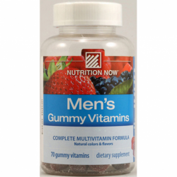 Mens Gummy Vitamins, 70 Gummies