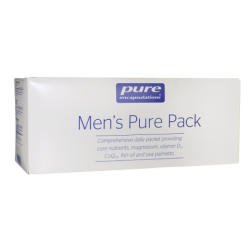 Mens Pure Pack, 30 Pkts