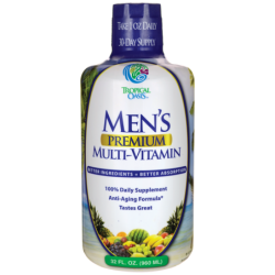 Mens Premium MultiVitamin, 32 fl oz (960 mL) Liquid