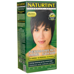 Permanent Hair Color  4N Natural Chestnut, 1 Box
