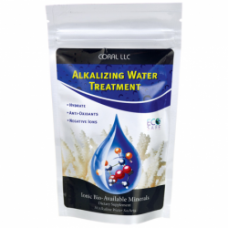 Alkalizing Water Treatment, 30 Ct