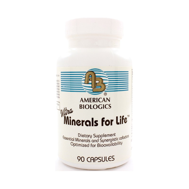 Ultra Minerals for Life, 90 Caps