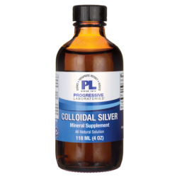 Colloidal Silver, 4 oz (118 mL) Liquid