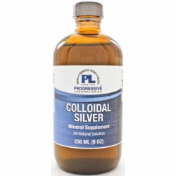 Colloidal Silver, 8 oz (236 mL) Liquid