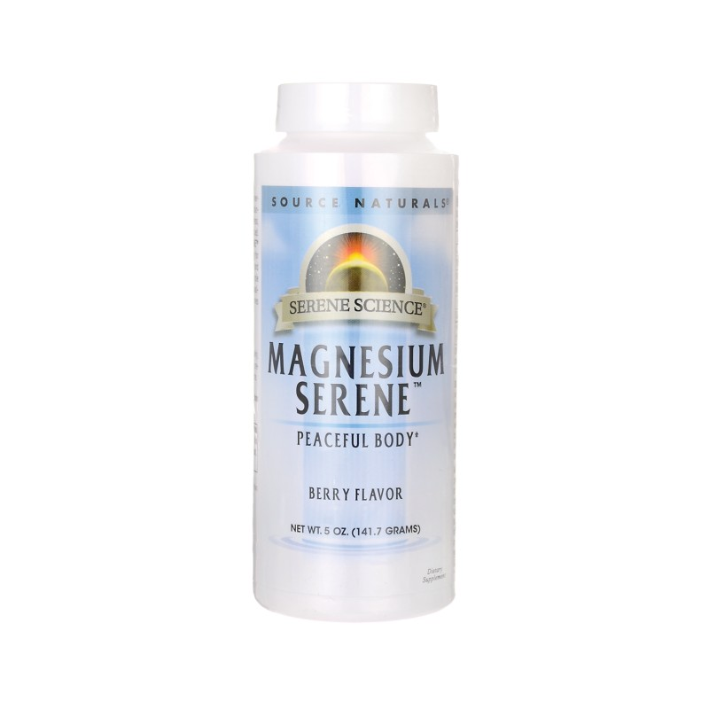 Serene Science Magnesium Serene  Berry, 5 oz (141.7 grams) Pwdr