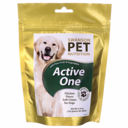 Active One Multivitamin, 4.76 oz (135 grams) Pkg