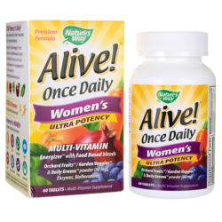 Alive Once Daily Womens...