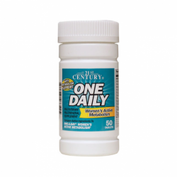 One Daily Womens Active Metabolism, 50 Tabs