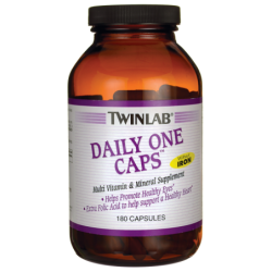 Daily One Caps without Iron, 180 Caps