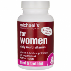 For Women Daily Multi Vitamin, 90 Veg Tabs