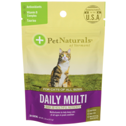 Daily Multi for Cats, 30 Chews