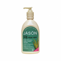 Soothing 70 Aloe Vera Hand and Body Lotion, 16 oz (454 grams) Lotion