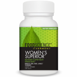 Womens Superior, 120 Tabs