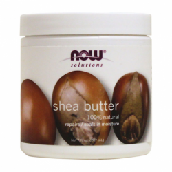 Shea Butter, 7 fl oz (207 mL) Solid Oil