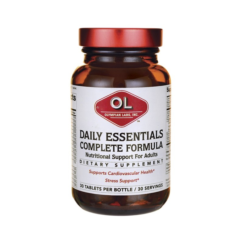 Daily Essentials Complete Formula, 30 Tabs
