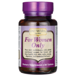 For Women Only, 30 Tabs