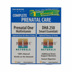 Prenatal One Multivitamin and DHA 250 Smart Essentials, 2 / 30 count Bottle(s)