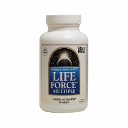 Life Force Multiple No Iron, 90 Tabs
