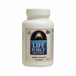 Life Force Multiple No Iron, 60 Tabs