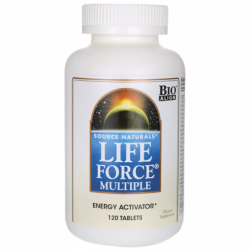 Life Force Multiple, 120 Tabs