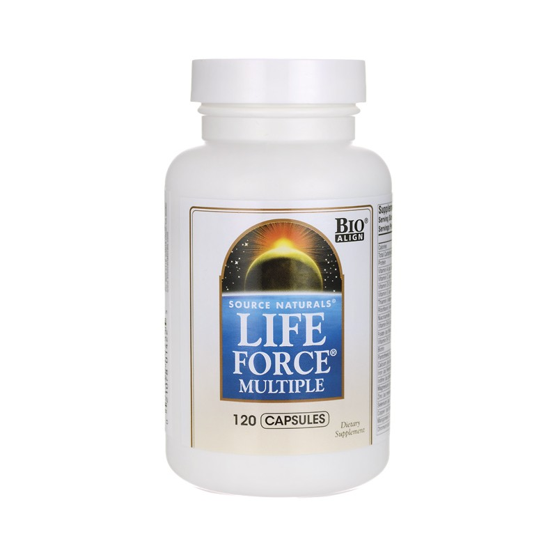 Life Force Multiple, 120 Caps