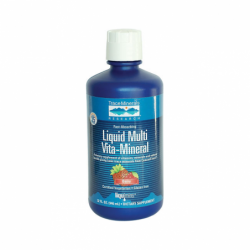 Liquid Multi VitaMineral  Berry Flavor, 32 fl oz Liquid