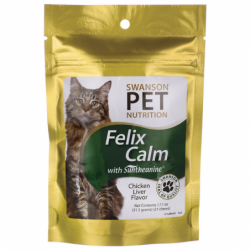 Felix Calm with Suntheanine, 1.11 oz (31.5 grams) Pkg