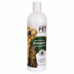 Deep Cleansing Shampoo for Dogs & Cats, 16 fl oz (473 ml) Liquid