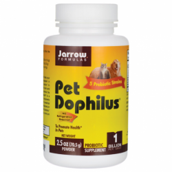 Pet Dophilus, 2.5 oz (70.5 grams) Pwdr