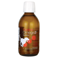 Canine Omega3  Smoky Meat, 6.8 fl oz (200 mL) Liquid