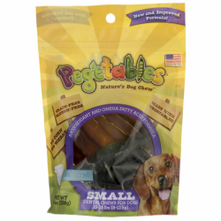 Dental Chews for Dogs  Small, 8.4 oz Pkg