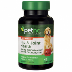PetNC Advanced Hip & Joint Health, 45 Chwbls