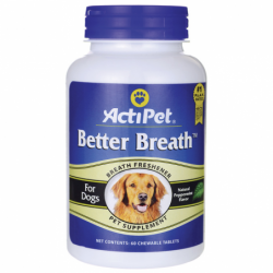 Better Breath For Dogs, 60 Chwbls
