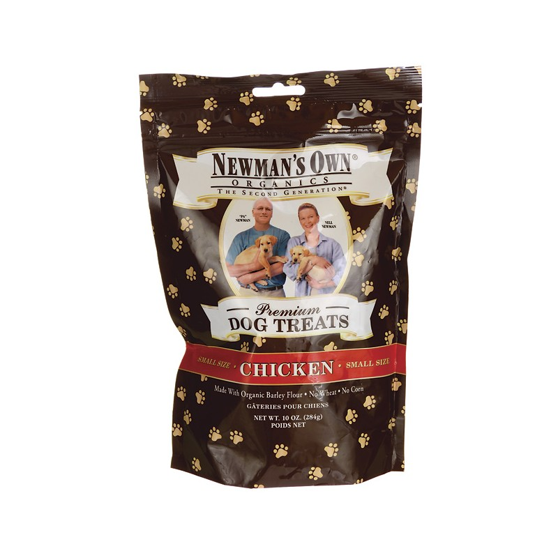 Small Dog Treats Chicken, 10 oz Pkg