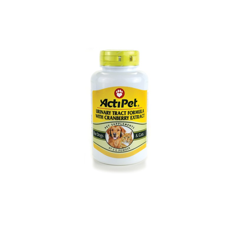 Urinary Tract Formula For Dogs and Cats, 67.5 grams Pwdr
