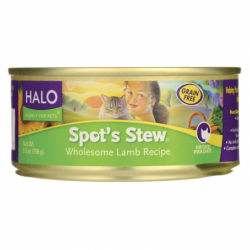 Spots Stew Wholesome Lamb Recipe, 5.5 oz Can