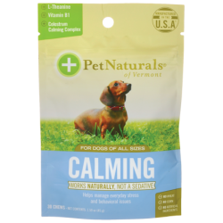 Calming for Dogs, 30 Chews