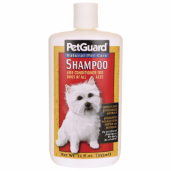 Shampoo & Conditioner For Dogs Of All Ages, 12 oz Liquid