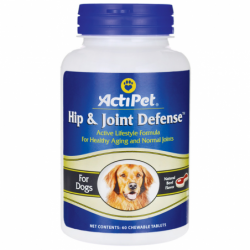 Hip & Joint Defense For Dogs, 60 Chwbls