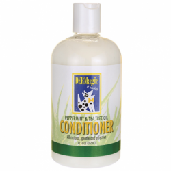 Peppermint & Tea Tree Oil Conditioner for Pets, 12 fl oz Liquid