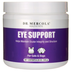 Eye Support for Cats & Dogs, 6.35 oz (180 grams) Pwdr